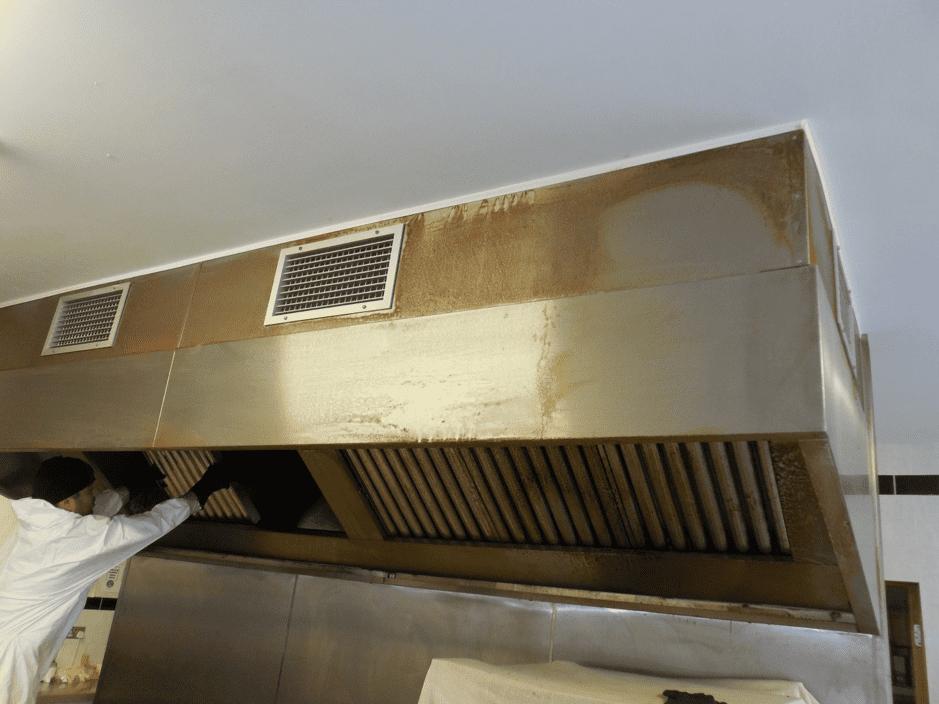Rusting Stainless Steel